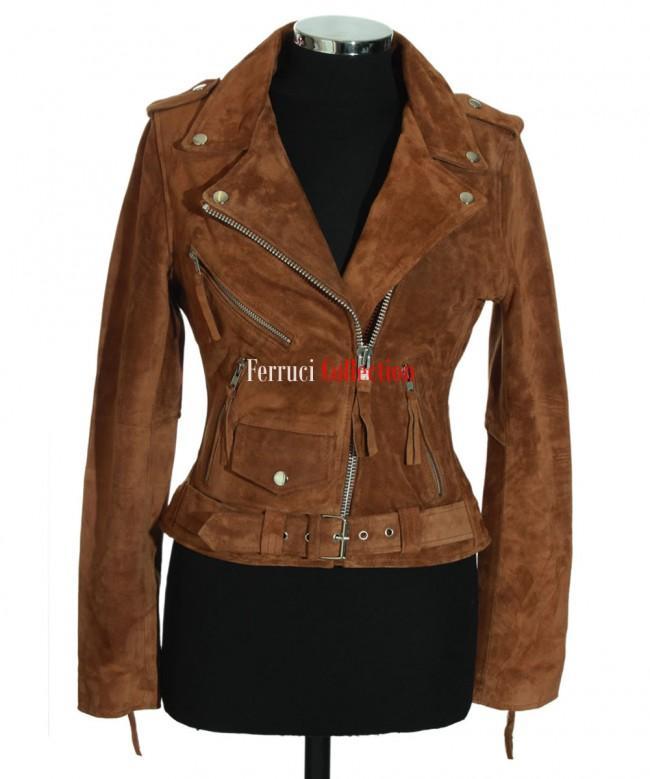 Купить Женскую Куртку Из Натуральной Замши