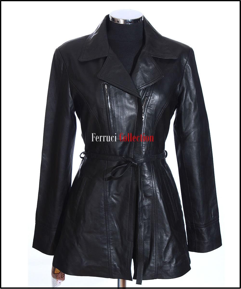 Leather jacket uk womens - Womens Leather Coats And Jackets Uk