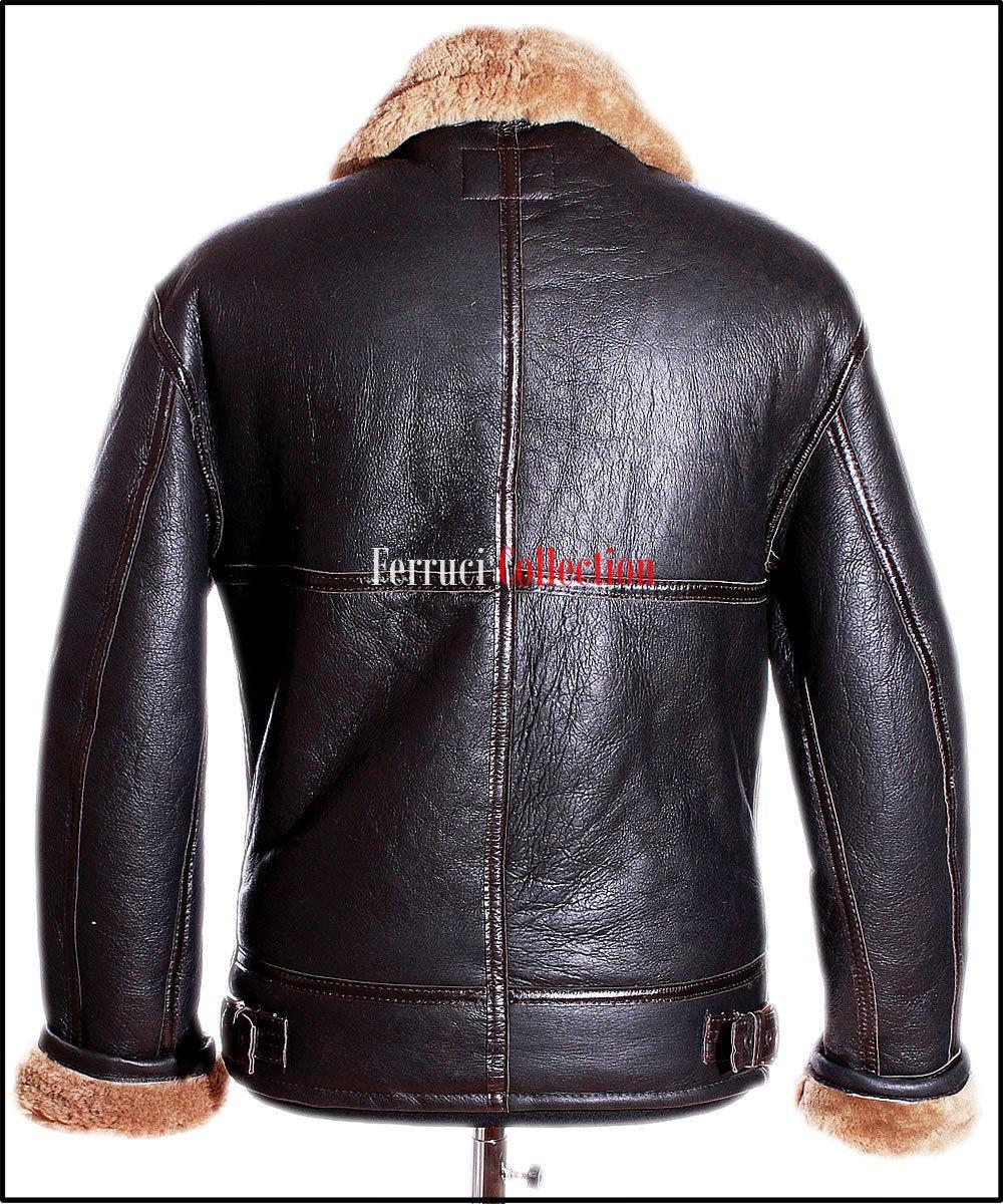 Ww2 leather bomber jacket